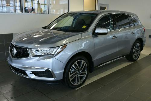 Photo Image Gallery & Touchup Paint: Acura Rdx in Lunar Silver Metallic  (NH830M)  YEARS: 2017-2018