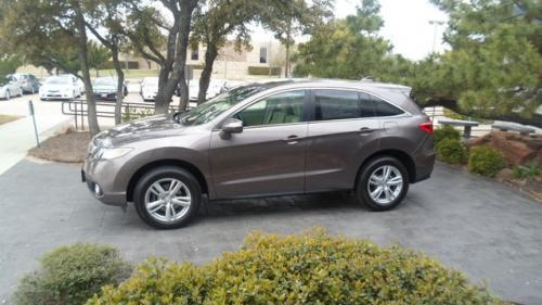 Photo Image Gallery & Touchup Paint: Acura Rdx in Amber Brownstone Metallic  (YR578M)  YEARS: 2013-2013