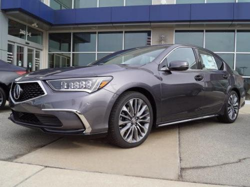 Photo Image Gallery & Touchup Paint: Acura Rlx in Modern Steel Metallic  (NH797M)  YEARS: 2018-2018
