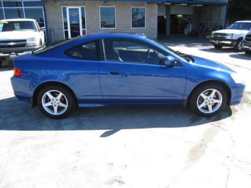 Photo Image Gallery & Touchup Paint: Acura Rsx in Arctic Blue Pearl  (B507P)  YEARS: 2002-2004