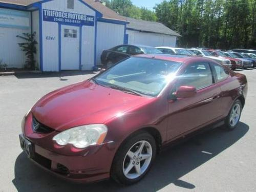 Photo Image Gallery & Touchup Paint: Acura Rsx in Redondo Red Pearl  (B522P)  YEARS: 2003-2003