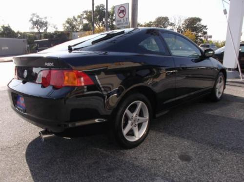 Photo Image Gallery & Touchup Paint: Acura Rsx in Nighthawk Black Pearl  (B92P)  YEARS: 2002-2006