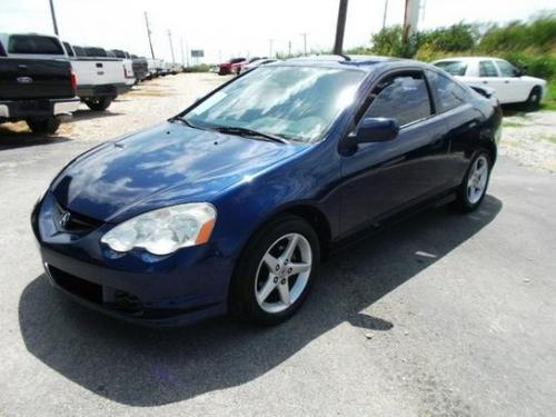 Photo Image Gallery & Touchup Paint: Acura Rsx in Eternal Blue Pearl  (B96P)  YEARS: 2002-2004