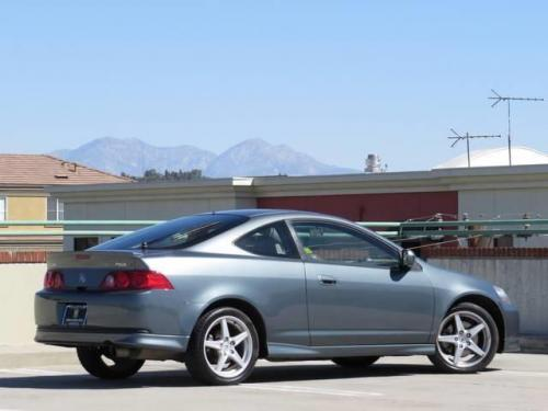 Photo Image Gallery & Touchup Paint: Acura Rsx in Jade Green Metallic  (G523M)  YEARS: 2005-2006