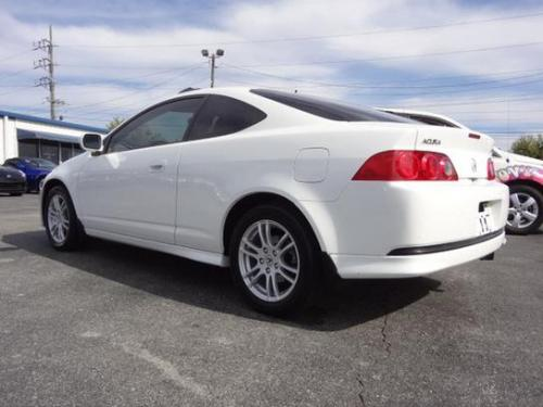 Photo Image Gallery & Touchup Paint: Acura Rsx in Taffeta White   (NH578)  YEARS: 2002-2006