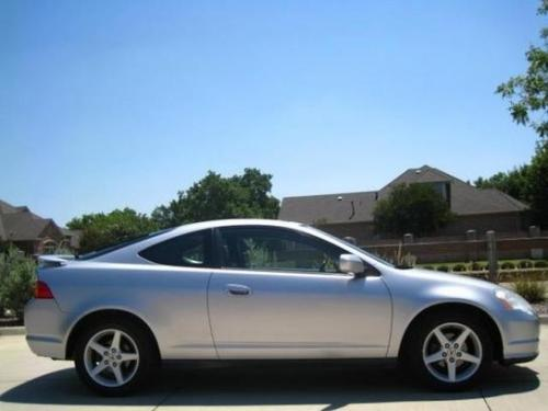 Photo Image Gallery & Touchup Paint: Acura Rsx in Satin Silver Metallic  (NH623M)  YEARS: 2002-2005