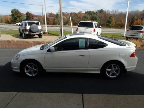 Photo Image Gallery & Touchup Paint: Acura Rsx in Premium White Pearl  (NH624P)  YEARS: 2002-2006