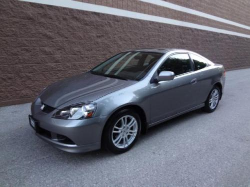 Photo Image Gallery & Touchup Paint: Acura Rsx in Magnesium Metallic   (NH675M)  YEARS: 2005-2006