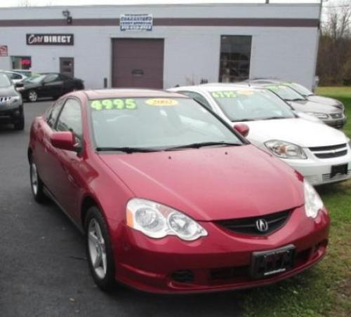 Photo Image Gallery & Touchup Paint: Acura Rsx In