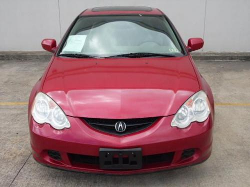 Photo Image Gallery & Touchup Paint: Acura Rsx in Firepepper Red Pearl  (R507P)  YEARS: 2002-2002