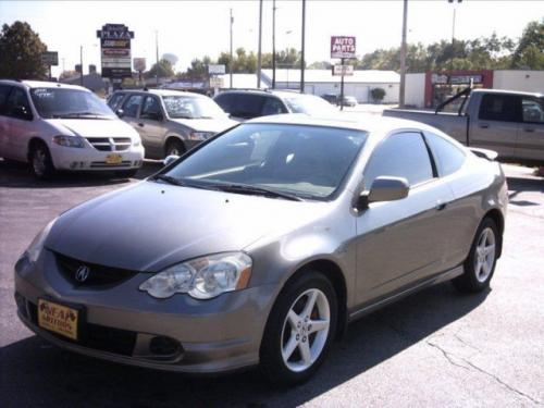Photo Image Gallery & Touchup Paint: Acura Rsx in Desert Silver Metallic  (YR534M)  YEARS: 2002-2004