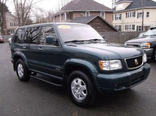 Photo Image Gallery & Touchup Paint: Acura Slx in Fir Green Mica  (G501)  YEARS: 1998-1999