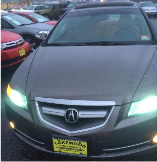 Photo Image Gallery Touchup Paint Acura Tl In Carbon Gray Pearl Nh658p