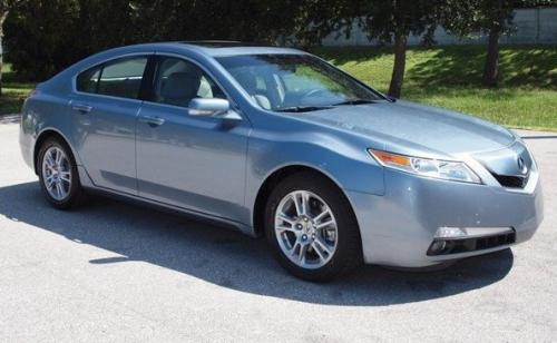 Photo Image Gallery & Touchup Paint: Acura TL in Borealis Blue Pearl  (B559P)  YEARS: 2009-2011