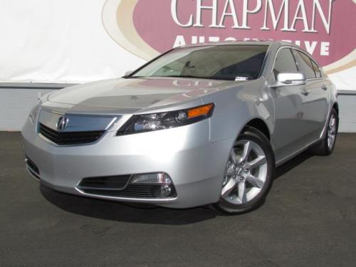 Photo Image Gallery & Touchup Paint: Acura TL in Silver Moon Metallic  (NH700M)  YEARS: 2012-2014