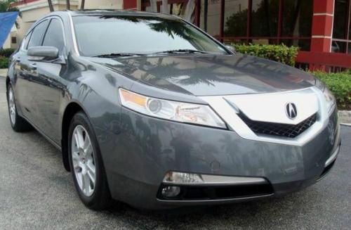 Photo Image Gallery & Touchup Paint: Acura TL in Polished Metal Metallic  (NH737M)  YEARS: 2009-2011