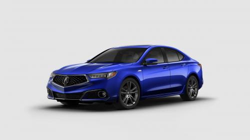 Photo Image Gallery: Acura Tlx in Still Night Blue Pearl (B575P)  YEARS: -