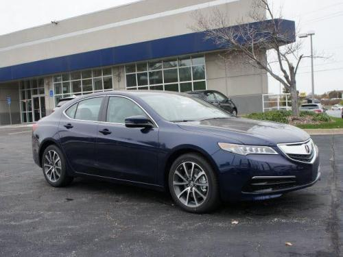 Photo Image Gallery & Touchup Paint: Acura Tlx in Fathom Blue Pearl  (B588P)  YEARS: 2015-2019