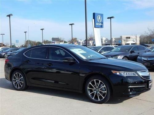 Photo Image Gallery & Touchup Paint: Acura Tlx in Crystal Black Pearl  (NH731P)  YEARS: 2015-2019