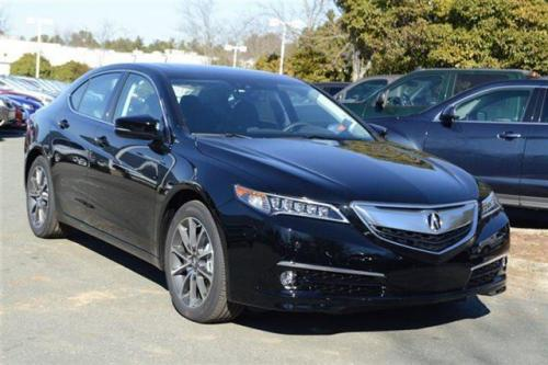 Photo Image Gallery & Touchup Paint: Acura Tlx in Crystal Black Pearl  (NH731P)  YEARS: 2018-2019