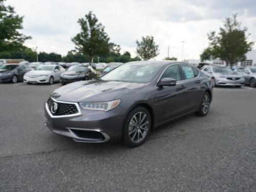 Photo Image Gallery & Touchup Paint: Acura Tlx in Modern Steel Metallic  (NH797M)  YEARS: 2018-2019