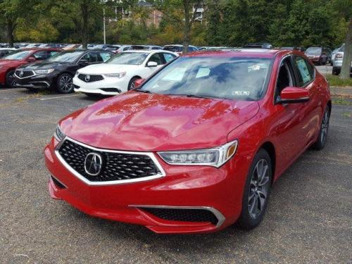 Photo Image Gallery & Touchup Paint: Acura Tlx in San Marino Red  (R94)  YEARS: 2018-2019