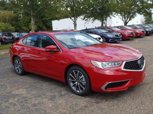 Photo Image Gallery & Touchup Paint: Acura Tlx in San Marino Red  (R94)  YEARS: 2017-2019