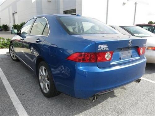 Photo Image Gallery & Touchup Paint: Acura Tsx in Arctic Blue Pearl  (B507P)  YEARS: 2004-2008