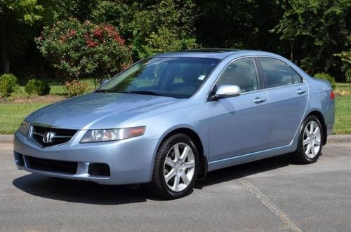 Photo Image Gallery & Touchup Paint: Acura Tsx in Meteor Silver Metallic  (B522M)  YEARS: 2004-2005
