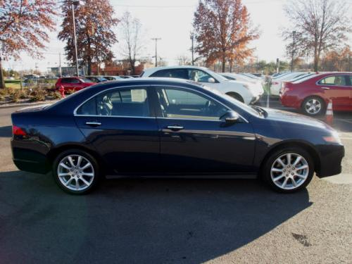 Photo Image Gallery & Touchup Paint: Acura Tsx in Royal Blue Pearl  (B536P)  YEARS: 2006-2008