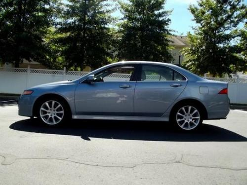 Photo Image Gallery & Touchup Paint: Acura Tsx in Glacier Blue Metallic  (B538M)  YEARS: 2006-2008