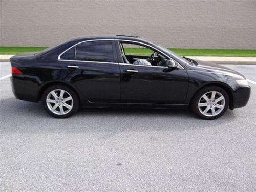 Photo Image Gallery & Touchup Paint: Acura Tsx in Nighthawk Black Pearl  (B92P)  YEARS: 2004-2008