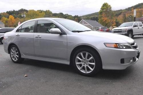 Photo Image Gallery & Touchup Paint: Acura Tsx in Alabaster Silver Metallic  (NH700M)  YEARS: 2006-2008