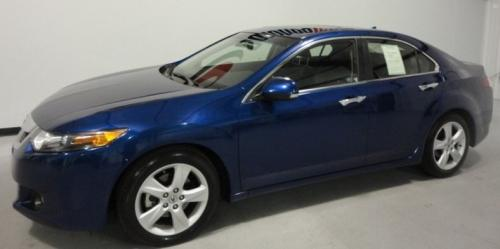 Photo Image Gallery & Touchup Paint: Acura Tsx in Vortex Blue Pearl  (B553P)  YEARS: 2009-2014
