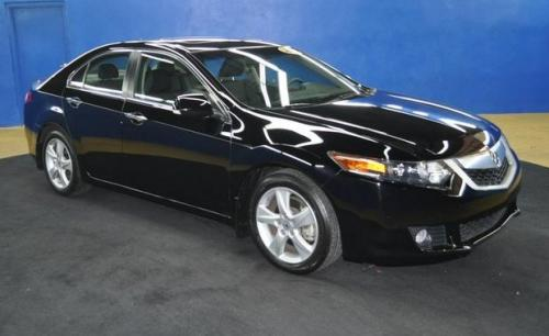 Photo Image Gallery & Touchup Paint: Acura Tsx in Crystal Black Pearl  (NH731P)  YEARS: 2009-2014