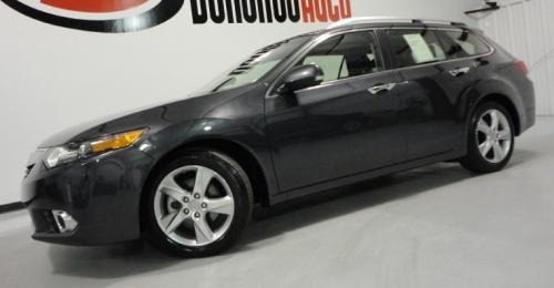Photo Image Gallery & Touchup Paint: Acura Tsx in Graphite Luster Metallic  (NH782M)  YEARS: 2011-2014