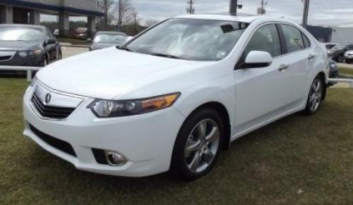 Photo Image Gallery & Touchup Paint: Acura Tsx in Bellanova White Pearl  (NH788P)  YEARS: 2012-2014