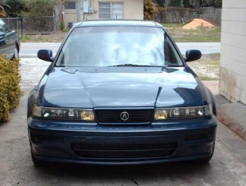 Photo Image Gallery & Touchup Paint: Acura Vigor in Buckingham Blue Pearl  (B59P)  YEARS: 1992-1992