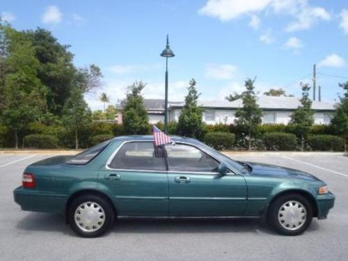 Photo Image Gallery & Touchup Paint: Acura Vigor in Arcadia Green Pearl  (BG30P)  YEARS: 1993-1994