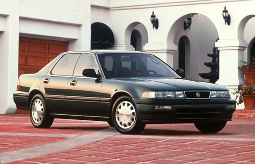 Photo Image Gallery & Touchup Paint: Acura Vigor in Sherwood Green Pearl  (G78P)  YEARS: 1994-1994
