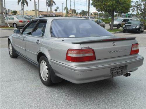 Photo Image Gallery & Touchup Paint: Acura Vigor in Solaris Silver Metallic  (NH536M)  YEARS: 1993-1993