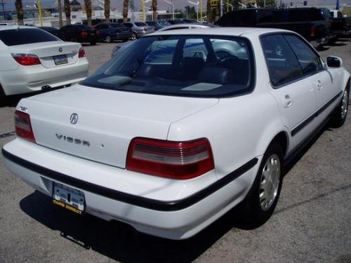 Photo Image Gallery & Touchup Paint: Acura Vigor in Frost White   (NH538)  YEARS: 1992-1993