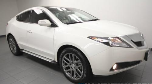 Photo Image Gallery: Acura Zdx in Aspen White Pearl  (NH677P)  YEARS: -