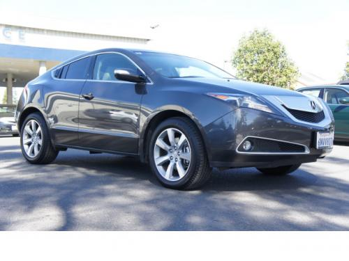 Photo Image Gallery & Touchup Paint: Acura Zdx in Grigio Metallic   (NH736M)  YEARS: 2010-2012