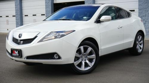 Photo Image Gallery: Acura Zdx in Aspen White Pearl 2 (NH814P)  YEARS: -