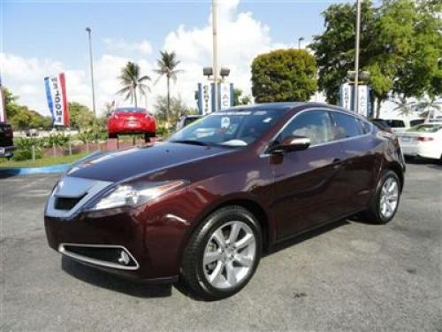 Photo Image Gallery & Touchup Paint: Acura Zdx in Dark Cherry Pearl  (R529P)  YEARS: 2010-2011
