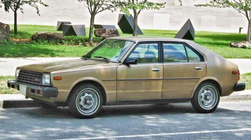 Photo Image Gallery & Touchup Paint: Datsun 310 in Golden Mist Metallic  (690)  YEARS: 1979-1981