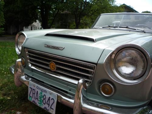 Photo Image Gallery & Touchup Paint: Datsun Sports in Silver Gray Metallic  (511)  YEARS: 1963-1966