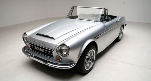 Photo Image Gallery & Touchup Paint: Datsun Sports in Gray    (666)  YEARS: 1967-1970