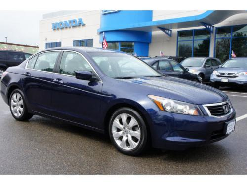 Photo Image Gallery & Touchup Paint: Honda Accord in Royal Blue Pearl  (B536P)  YEARS: 2008-2012